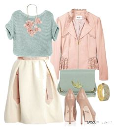 """Sin título #1810"" by lupitabelmont on Polyvore featuring moda y Luxo"
