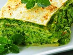 Recette Lasagnes végétariennes bio - Feminin Bio