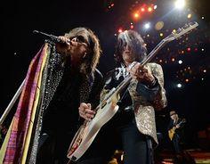 Aerosmith- saw them 2ice...b4 American Idol!