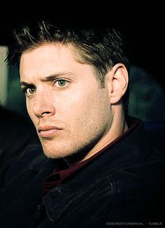 Dean. There he goes with that look again!