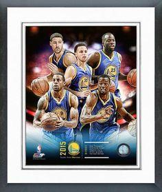 cbf2f722419 Golden State Warriors 2015-16 Team Portrait Plus Print Nba Pictures, Sports  Images,