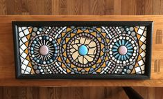 Excited to share the latest addition to my #etsy shop: Mosaic Wall Art