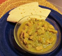 Traditional Green Chile
