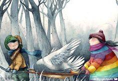 Manuel Purdía | Ilustradores Argentinos | La Ilustración Argentina Destacada