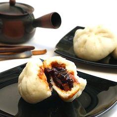 Char Siu Pau (steamed BBQ pork bun) - all time favorite dim sum dish