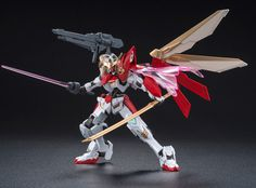 Bandai Hobby site Gundam build fighters tri