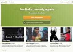 Piden dinero a nombre de Emely Peguero; familia niega que solicite ayuda económica