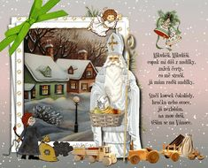 vanoce_prani_k_mikulasi Christmas Pictures, Winter Christmas, Xmas Pics, Christmas Images, Christmas Photos