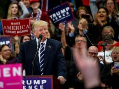 ABC News/Washington Post Tracking Poll: Ten Point Swing For Donald Trump In Four Days