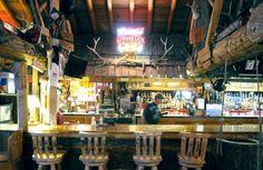 The Lumberjack Saloon (Montana)
