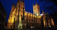 Catedral de Canterbury, Inglaterra