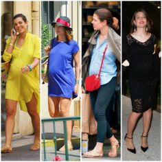 beautifulcharlotte:  Charlotte Casiraghi's pregnancy outfits