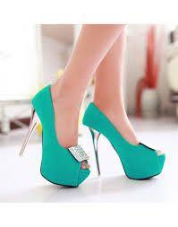 58cac9592 sapatos femininos salto alto com glitter