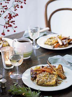 Nut Roast Végétarienne | Recettes de légumes | Jamie Oliver