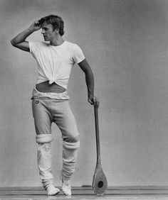 Poetry In Motion: Celebrating The Beauty And Grace of Mikhail Baryshnikov…