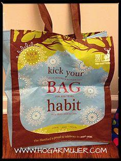 Bolsas reusables para envolver regalos