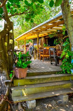 Lunchtime Restaurant in St. Lucia