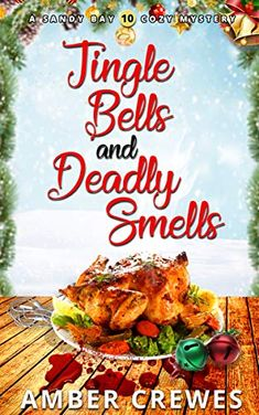 Jingle Bell, Mystery Novels, Mystery Series, Cozy Mysteries, New Books, Books To Read, Christmas Books, Christmas Time, Free Kindle Books
