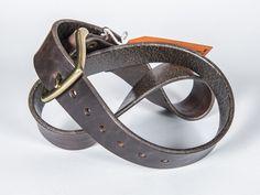 portland trading / kofi x vermilyea pelle - brown belt