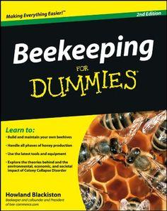 Beekeeping For Dummies by Howland Blackiston,http://www.amazon.com/dp/0470430656/ref=cm_sw_r_pi_dp_TEHisb13Z130C1R1