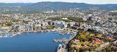 Norveç'in başkenti ve en büyük şehri Oslo
