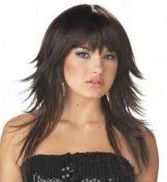 A+sexy+and+edgy+women's+haircut+is+exactly+what+you+need+to+get+out+of+your+fashion+rut.  A+layered+razor+haircut+is+the+perfect+accessory+for...