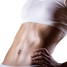 Don't Stop at a Six-Pack: Go for All Eight with the Best Lower Abs Exercises for Women! Abdominal workout videos for women at home for toned abs.