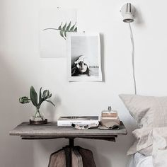 Need some dorm room inspiration? We've rounded up several dorm room decor ideasto get you ready for move in day. Decoration Inspiration, Room Inspiration, Interior Inspiration, Decor Ideas, Diy Decoration, Home Interior, Interior Styling, Interior Decorating, Home Bedroom