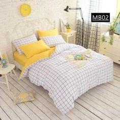 Pastel bedding yellow grid bedding aesthetic pastel cute interior design home decor bedding bedroom grid pastel Home Decor Bedding, Diy Bedroom Decor, Bedroom Ideas, Ikea Bedroom, Cozy Bedroom, Master Bedroom, Yellow Duvet, Yellow Bedding Sets, Cute Bedding