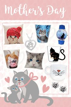 Browse unique cat-themed gifts for cat lovers or buy something special just for you. Choose from a wide range of mugs, clothing, jewellery, bags, home decor & more. Cat Lover Gifts, Cat Gifts, Cat Lovers, Cat Themed Gifts, Unique Cats, Cute Cats, Scarves, Socks, Range