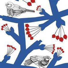 Marimekko fabric for blinds? MARIMEKKO fabric 'Pikku Pakkanen'