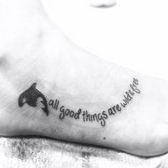 Different location, but that quote and the orca