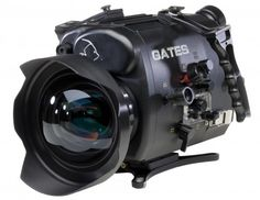 Gates announces housing for Sony PMW-200