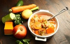 A Delicious Winter Soup Full of Nutrition