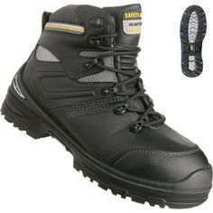 SAFETY JOGGER BOOT HEAVY DUTY PREMIUM