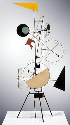 """""""Requiem for a dead leaf"""" Jean TINGUELY 1967 - PIERRE COLLEGE BROSSOLETTE"""