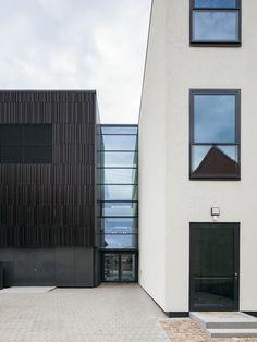 Performing Arts Centre in Karlsruhe, Architekten. 3P