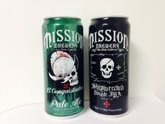 """Mission Brewery """"Canons"""""""