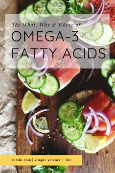 Learn the science of fatty acids, why they're good for you and what foods are the best source for it. Nutrition Resources, Nutrition Information, Nutrition Tips, Health And Nutrition, Easy Science, Food Science, Natural Health Remedies, Health Advice, Omega 3
