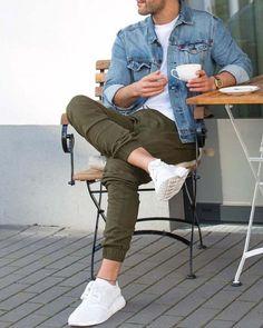 """8 mentions J'aime, 1 commentaires - Style & Mode Homme (@_what_ilike) sur Instagram: """"Sportwear décontracté. Dans Quel style definiriez vous ce look ? #blogmode #bloghomme #lookbook"""""""