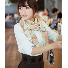 b7b111d5407 2017 New Fashion Women Lady Winter Classic Butterfly Print Shawls Scarf  Scarves Chiffon Soft Long Scarf Size160 40cm -in Scarves from Women s  Clothing ...