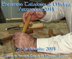 extremadurartesana: Encuentro Artesanos de la Madera, Artemadera 2014