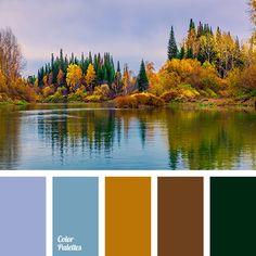Color Palette  #3406