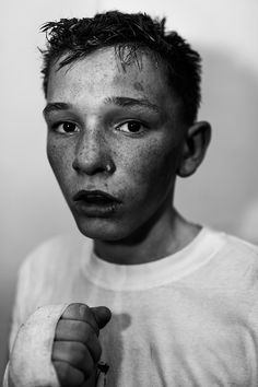 "likeafieldmouse: "" David Brunetti - West Ham Boys' Boxing Club (2008) """
