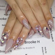 Gallery: Bling Nails