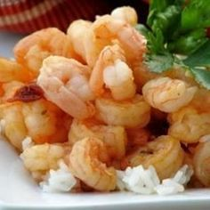 """Chipotle Shrimp 