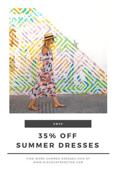 f53dfca90a Get ready for Summer 2018 with coupons from Swap. For a limited time get 35