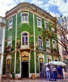 Lagos architecture, Algarve, Portugal