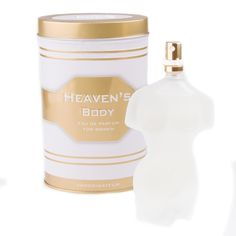 HEAVEN'S BODY for women 100ml. 3,33 FL.OZ. - Surjeet Reena GmbH - Mode und Schmuck Grosshandel
