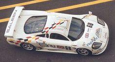 LM2002 pré qualifs saleen S7R devient vodaphone en course